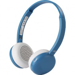 JVC HA-S20BT BLUETOOTH HEADPHONES BLUE