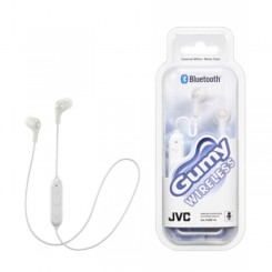 JVC HA-FX9BT BLUETOOTH HEADPHONES - WHITE