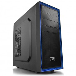 DEEPCOOL TESSERACT BF Black Case