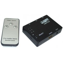HDMI SWITCH WITH REMOTE 3PORT