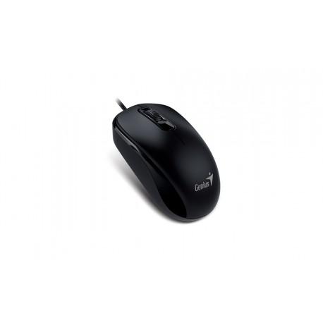 Genius DX-110 PS2 Wired Mouse - Black