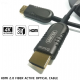 UNITEK Y-C1031BK HDMI OPTICAL FIBER CABLE - 30M