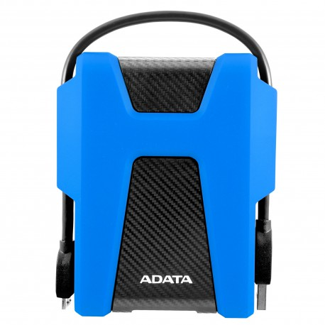 ADATA HD680 2TB External Portable Hard Drive Blue