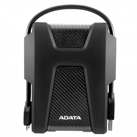 ADATA HD680 2TB External Portable Hard Drive Black