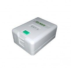 D-net CAT6 KeyStone-Box