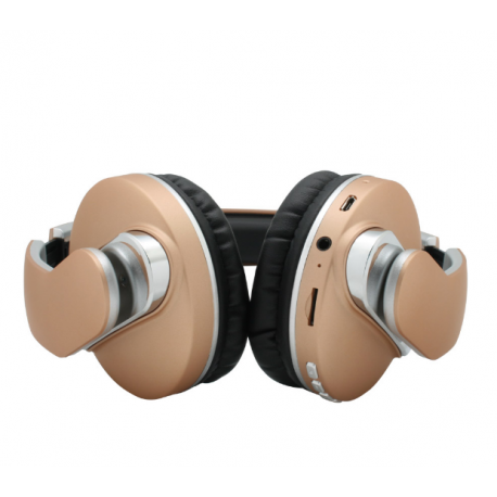TSCO TH5341BLUETOOTH HEADPHONE-GOLD
