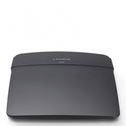 Linksys E900 Wireless Router - BLACK