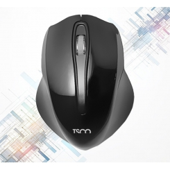 Tsco TM268 Mouse  black