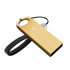Transcend JetFlash 520 Gold USB 2.0 16GB