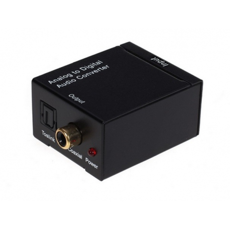 Faranet Analog to Digital Audio Converter