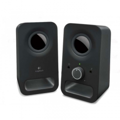 Logitech Z150 Multimedia Black Speaker