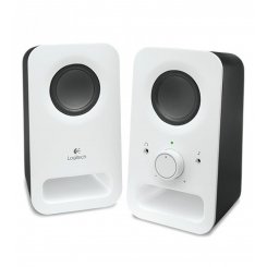 Logitech Z150 Multimedia White Speaker