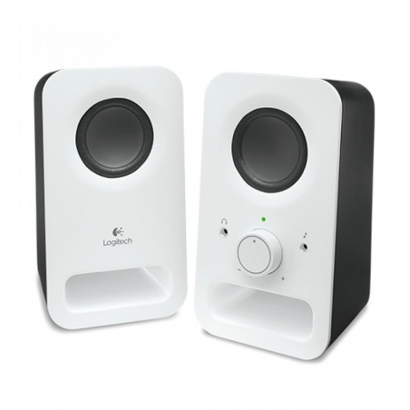 Logitech Z150 Multimedia Speaker - White