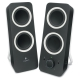 Logitech Z200 Multimedia Speaker - Black
