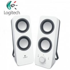 Logitech Z200 Multimedia Speaker - White