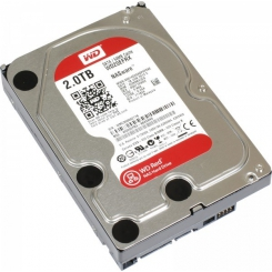 Western Digital Red NAS Hard Drive - 2TB - WD20EFRX