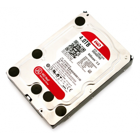 Western Digital Red NAS Hard Drive - 4TB - WD40EFRX