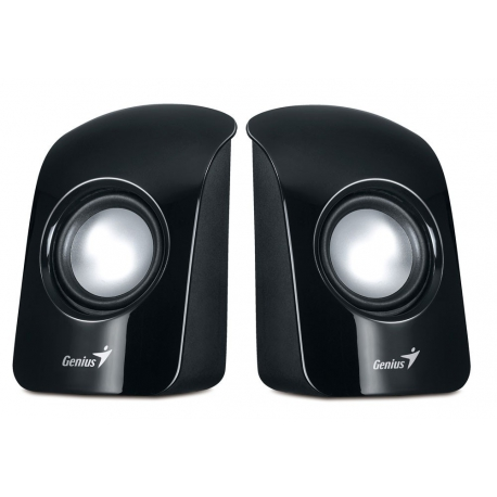 Genius SP-U115 Speaker - Black