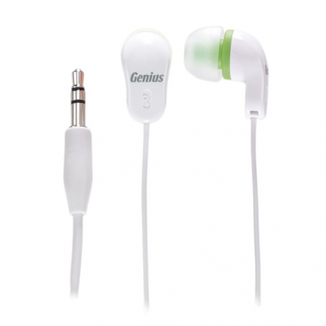 Genius GHP-200A Earphone - white
