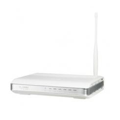 Asus WL-520gU - EZ Wireless Router with All-in-One Printer Server