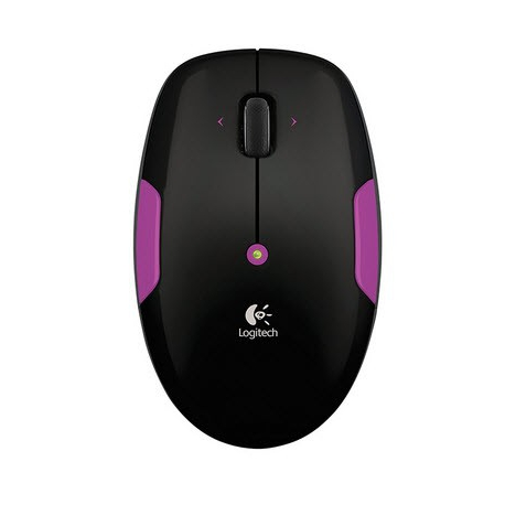 Logitech M345 Wireless Mouse - PINK