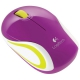 Logitech M187 Wireless Mouse - Bright Purple