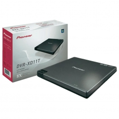 Pioneer DVR-XD11T Slim Portable 8X DVD/CD Burner