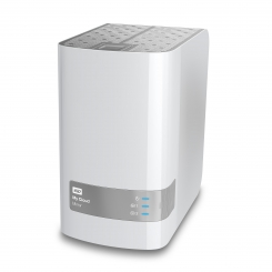 Western Digital My Cloud Mirror 2-bay 8TB WDBZVM0080JWT-EESN
