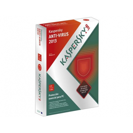 Kaspersky Antivirus (1User/1Years
