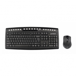 A4tech 9100F Wierless Keyboard and Mouse