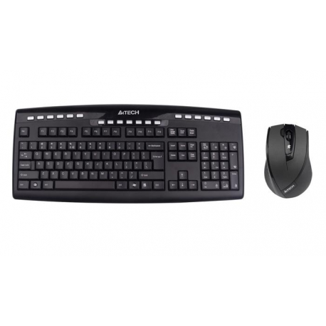 A4tech 9200F Wierless Keyboard and Mouse