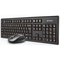 A4tech 7100N Wierless Keyboard+Mouse