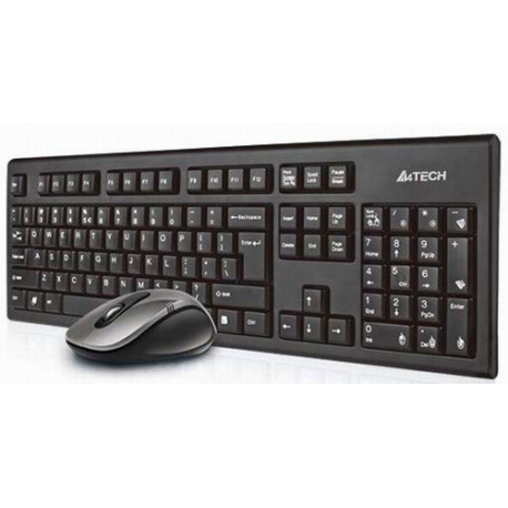 A4tech 7100N Wierless Keyboard and Mouse