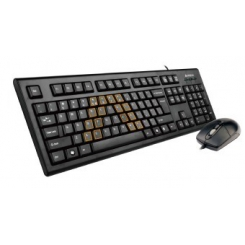 A4tech KRS-8572 PS/2 Keyboard+Mouse