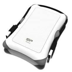 Silicon Power Armor A30 External Hard Drive - 1TB