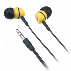 Genius GHP-200A Headphone Yellow